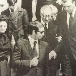 Карло Гамбино и Екатерина Кастеллано