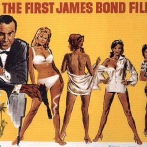 «ДОКТОР НОУ» (Dr. No) (1962)