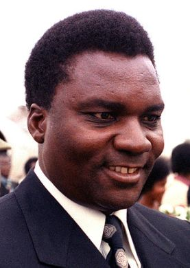 Президент Руанды