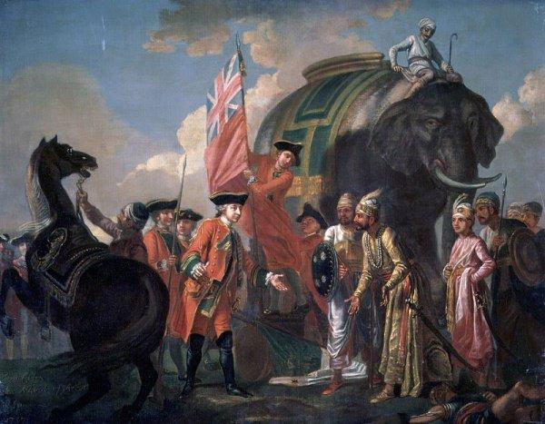 индусы и англичане
