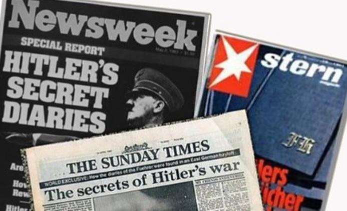 Дневники Гитлера-1