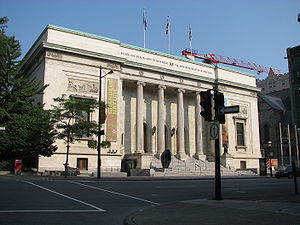 Ограбление Музея изящных искусств в Монреале