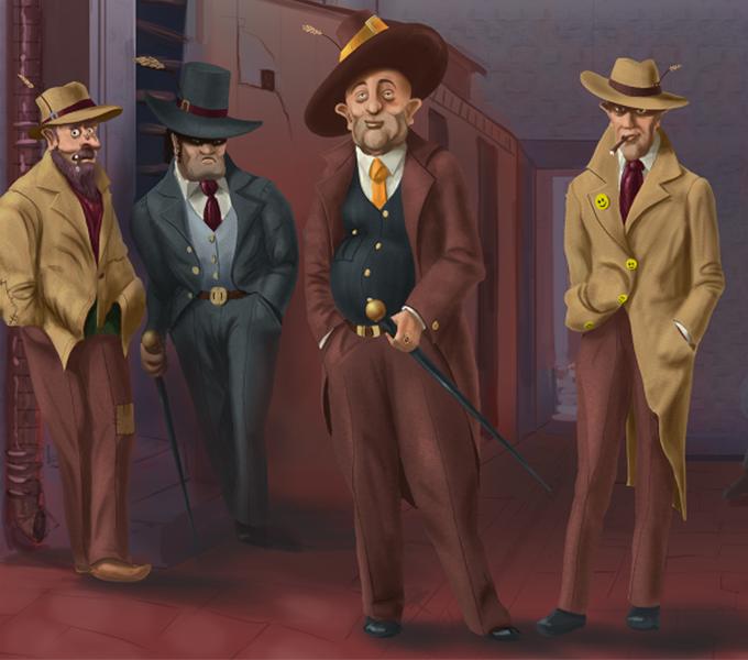 Самые банды на Среднем Урале