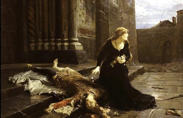 Миланский герцог Джованни Мария Висконти был убит на пороге церкви Мпн Готтардо 16 мая 1412 года