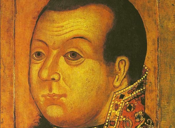 Князь Михаил Скопин-Шуйский