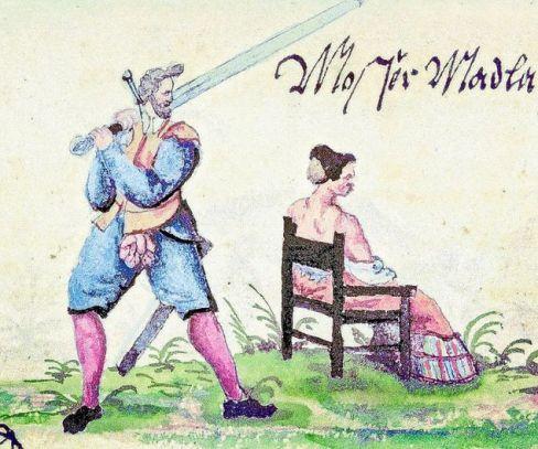 казнь на стуле