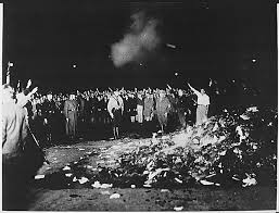 сожжение книг