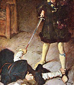 Генрих VI - убийство