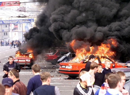 9 июня 2002 года в Москве