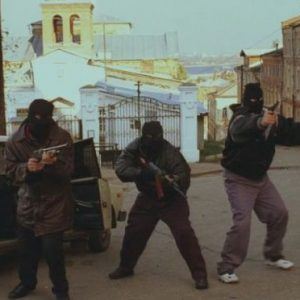 «ЖМУРКИ» (2005) - сцена