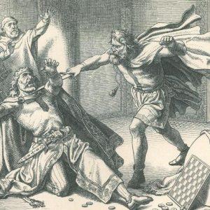 Филипп Швабский (Philipp von Schwaben) -убийство