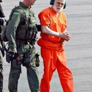 Балджер - арест
