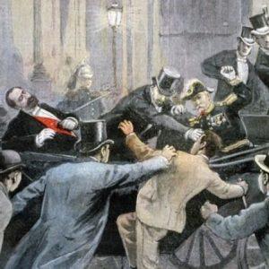 Мари́ Франсуа́ Сади́ Карно́ (Marie François Sadi Carnot) - убийство