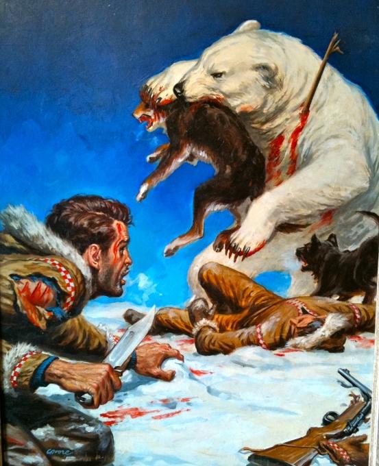 Белый медведь-7