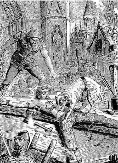 Смертная казнь. История и виды высшей меры наказания от начала времен до наших дней - i_011.jpg