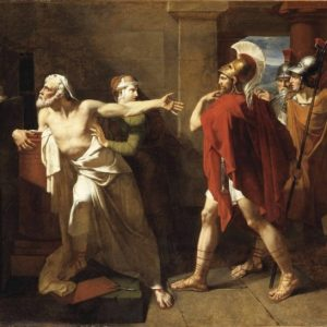 Смерть Демосфена