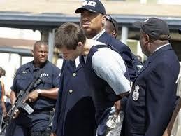 Босоногий бандит-арест