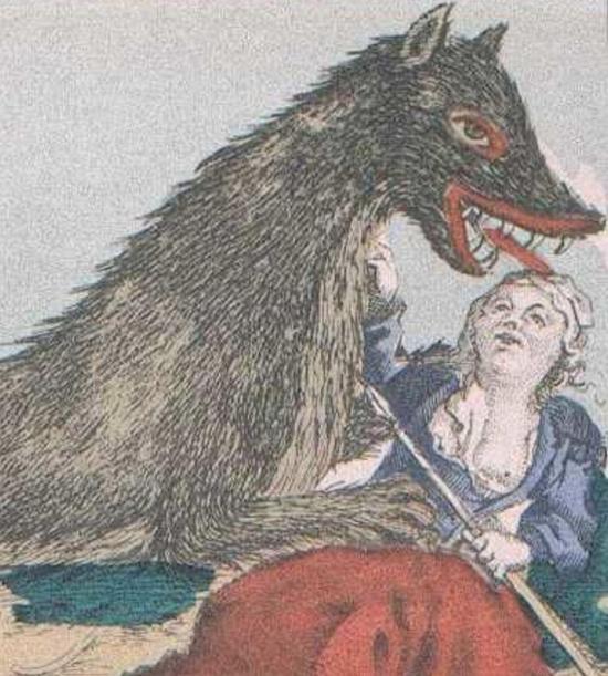 Жеводанский зверь-1