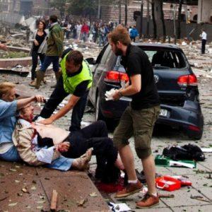 Теракт в Осло