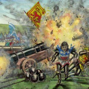Яков II (James II) - гибель