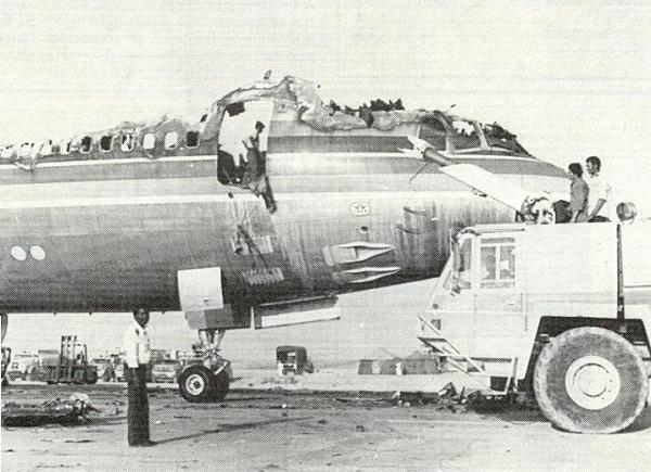 Авиакатастрофа в Эр-Рияде