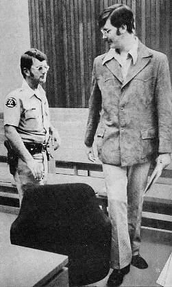 Эдмунд Кемпер в суде