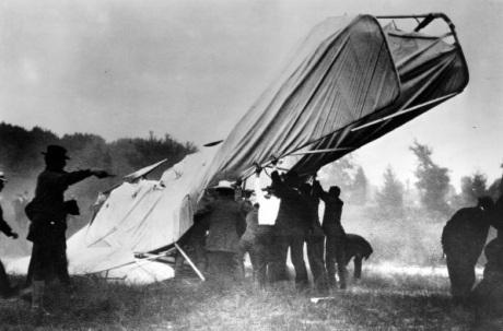 Первая авикатастрофа