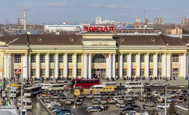 Рэкет на вокзале-1