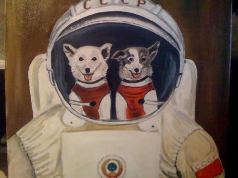 Собаки в космосе-7
