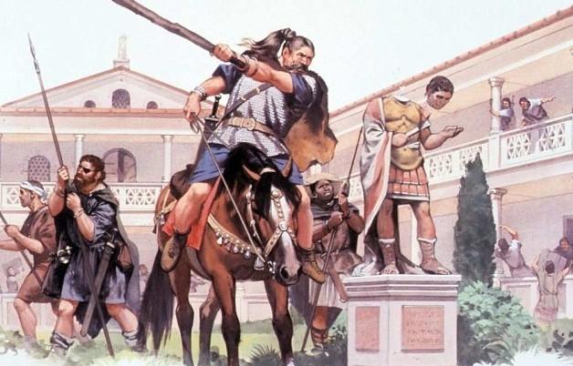 Падение Римской империи-1