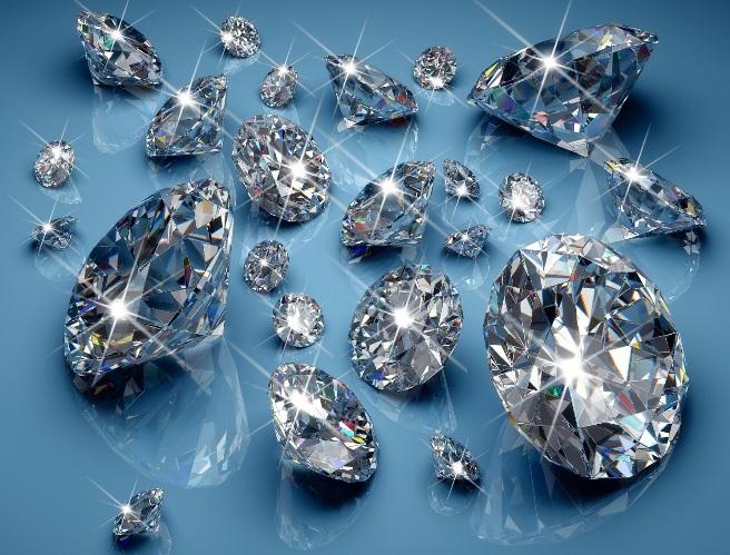 алмазы-3