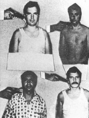 Захват заложников в Бейруте-1