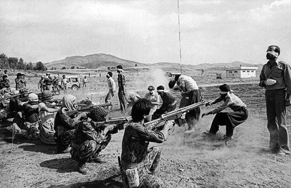 Расстрельный отряд в Иране