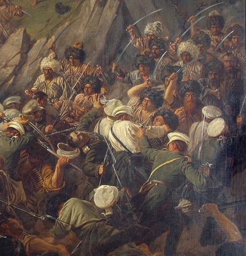 Кавказкая война-1