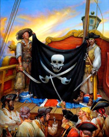 Пиратские рекорды