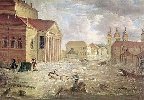 Петербургское наводнение