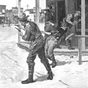 ограбление в Коффивилле