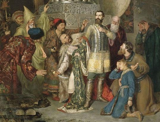 Михаи́л Черни́говский