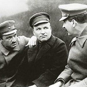 Микоян, Киров и Сталин