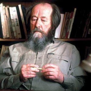 Александр Солженицын-1