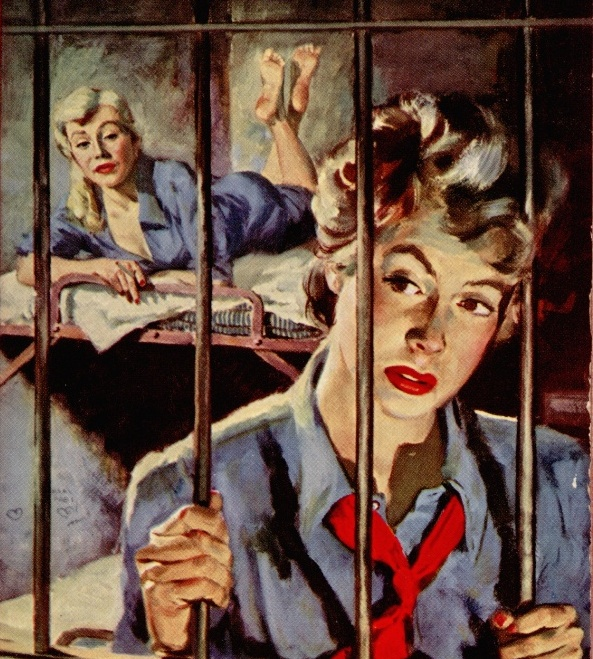иллюстрации про тюрьмы-13