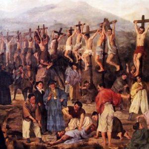 казни христиан в Японии-4