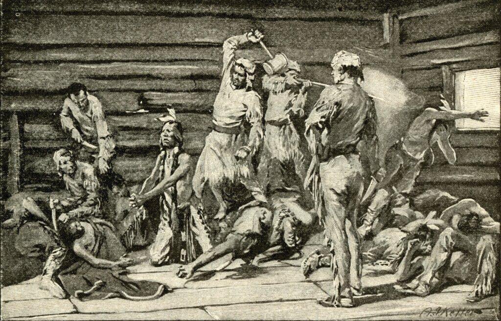 Резня в Гнаденхюттен