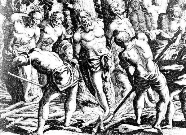 Смертная казнь. История и виды высшей меры наказания от начала времен до наших дней - i_085.jpg